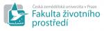logo Fakulta životního prostředí