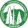 logo Národní park Šumava