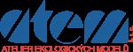 logo ATEM - Ateliér ekologických modelů, s.r.o.