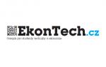 logo EkonTech.cz - časopis pro studenty techniky a ekonomie