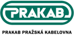 logo PRAKAB PRAŽSKÁ KABELOVNA, s.r.o.