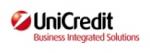 logo UniCredit Business Integrated Solutions S.C.p.A. - organizační složka