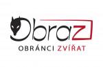 logo OBRAZ - Obránci zvířat, z. s.