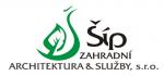 logo Šíp - zahradní architektura a služby s. r. o.