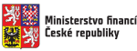 logo Ministerstvo financí
