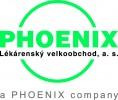 logo PHOENIX LÉKÁRENSKÝ VELKOOBCHOD, a.s.