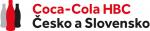 logo Coca Cola HBC Česko a Slovensko