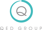logo QED GROUP, a.s.